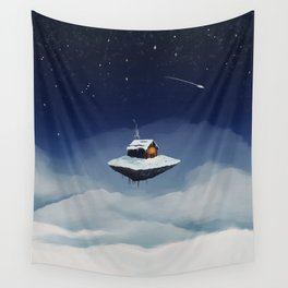 Isolated Wall Tapestry