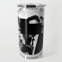 Banned due to legal advice Travel Mug