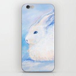 Snow Rabbit iPhone Skin