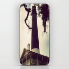light house iPhone & iPod Skin