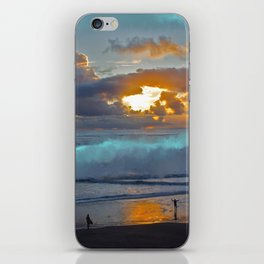 Behold the Sunset iPhone Skin