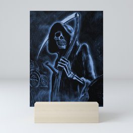 DEATH Mini Art Print