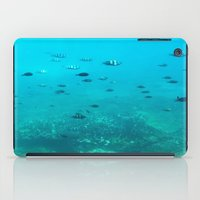 underwater iPad Cases featuring Underwater by Shereen Yap