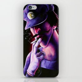 Waluigi iPhone Skin