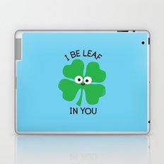 Cloverwhelming Support Laptop & iPad Skin