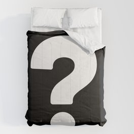 The question Comforters