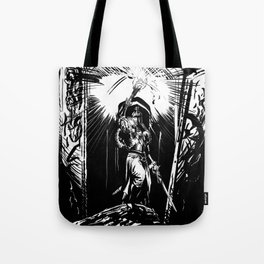 Traversing the Deep Tote Bag