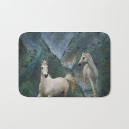 Green Canyon Run Bath Mat