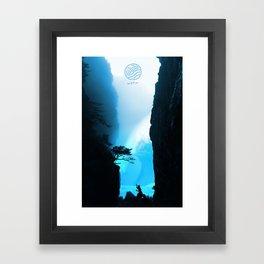 Katara Framed Art Print