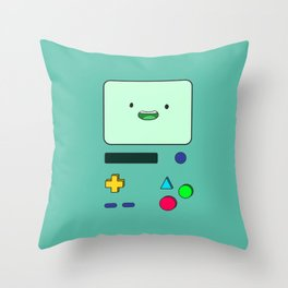 Game Time!!! Throw Pillow
