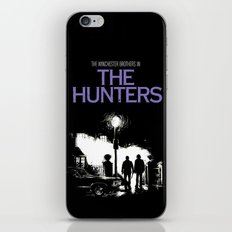The Hunters - Winchester iPhone & iPod Skin