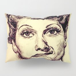 LUCILLE BALL Pillow Sham