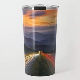 I-70 Traffic Travel Mug