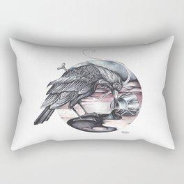 Prolific Darkness Rectangular Pillow