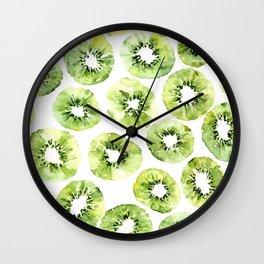 Large Kiwi Wall Clock