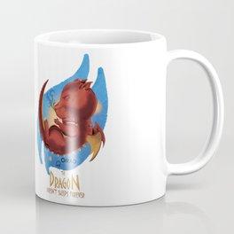 Draco Dormiens Coffee Mug