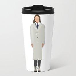 Men's Fashion Drawing/Illustration Travel Mug