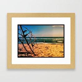 Don't Forget It Framed Art Print