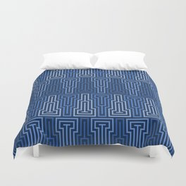 Op Art 85 Duvet Cover