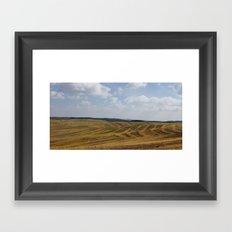 Natural Colors (2) Framed Art Print