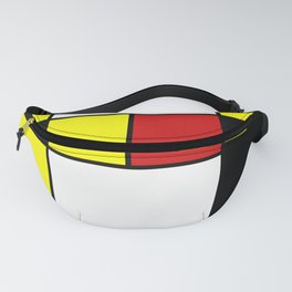 Abstract #378 Fanny Pack