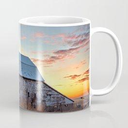 Barn On Newell Coffee Mug
