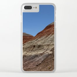 The Tepees Clear iPhone Case