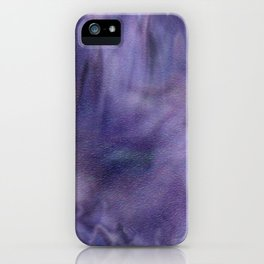Drifted Paint iPhone Case