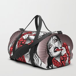 Black Mamba Duffle Bag
