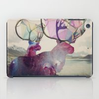 spirit iPad Cases featuring The spirit VI by Laure.B