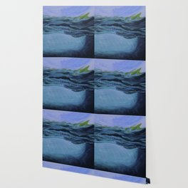 sun sky sea Wallpaper