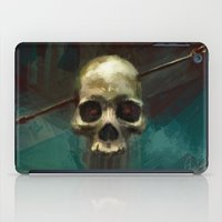 robin hood iPad Cases featuring Robin by Anne the Viking