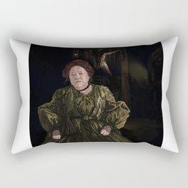 Marie Delphine LaLaurie.  Rectangular Pillow