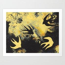 Goner Art Print