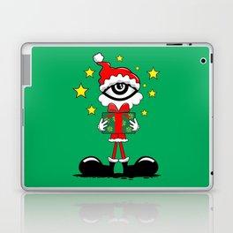Eye Christmas II Laptop & iPad Skin