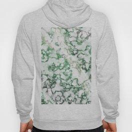 Green Marble Hoody