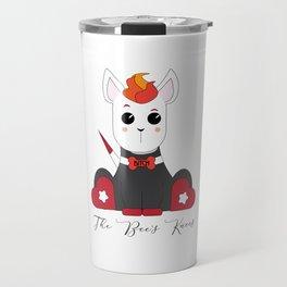 The Bees Knees Travel Mug