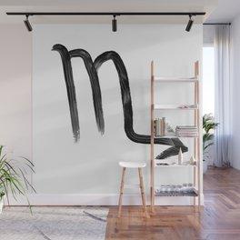 Scorpio Grit Wall Mural