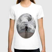 storm T-shirts featuring Storm by Cs025