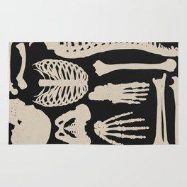 Osteology Rug