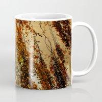birch Mugs featuring Birch by TakaTuka Photo