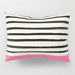 Watermelon & Stripes Pillow Sham