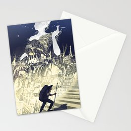 Europa & The Traveller Stationery Cards