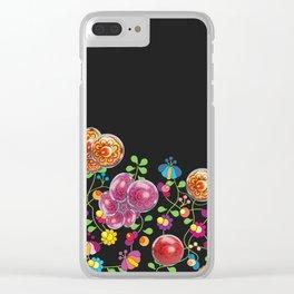 3D Memories of Zada Clear iPhone Case