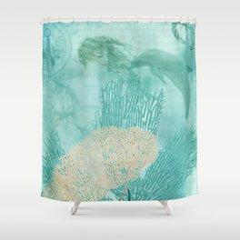 Souvenirs Shower Curtain