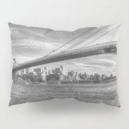 Brooklyn Bridge Pillow Sham