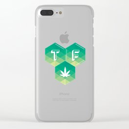 Tegridy Farms Clear iPhone Case