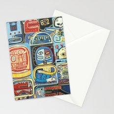 Démon 832 Stationery Cards