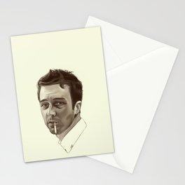 I Am Jack's Wasted Life Stationery Cards