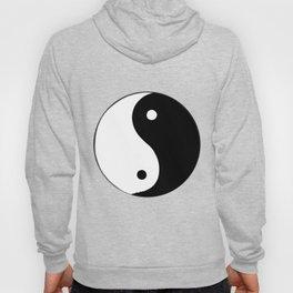 Yin and Yang BW Hoodie